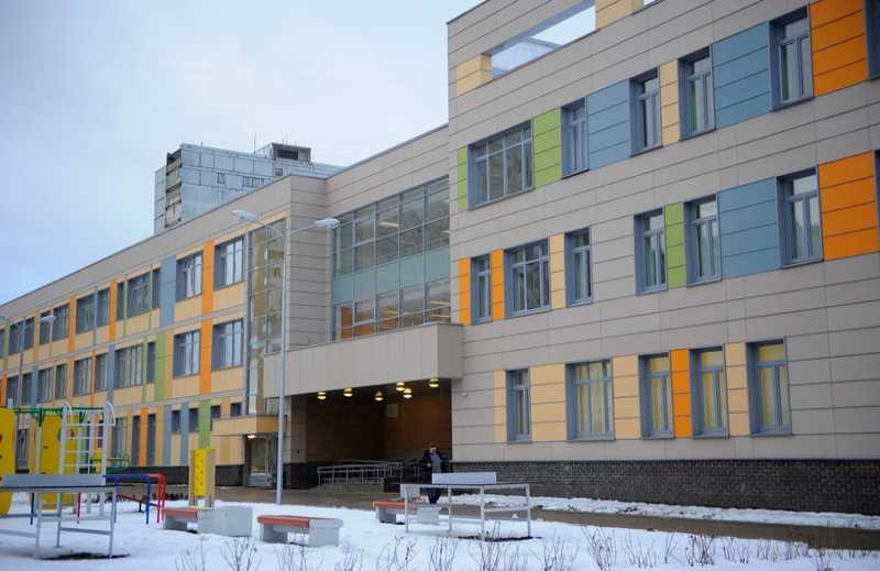 Противопожарные шторы EI 60 в образовательных учреждениях